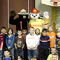 image of fire prevention week