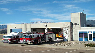 Image of Fire Station #3