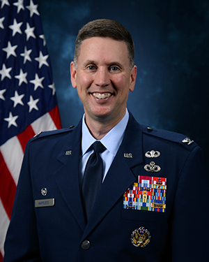image of Col. Brian S. Hartless
