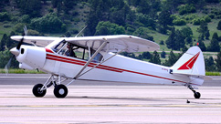 Image of a Piper Super Cub