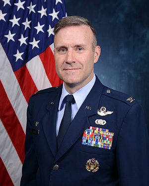 image of Col David Kincaid